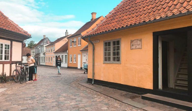 Hans Christian Andersen Festival Odense, denemarken