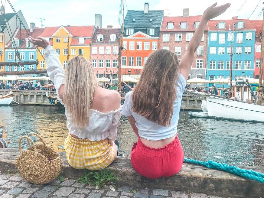Tivoli Gardens Kopenhagen vierde haar 175e verjaardag