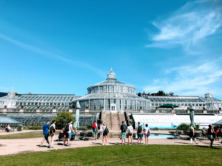 Botanic Gardens Kopenhagen