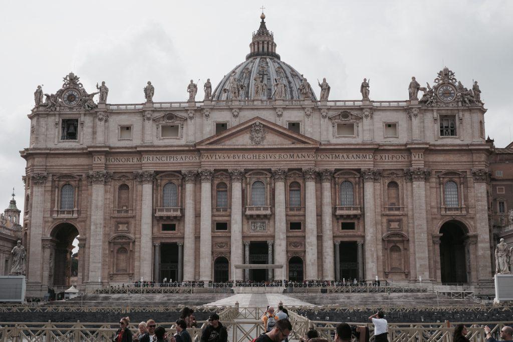 sint-petersbasiliek in vaticaanstad