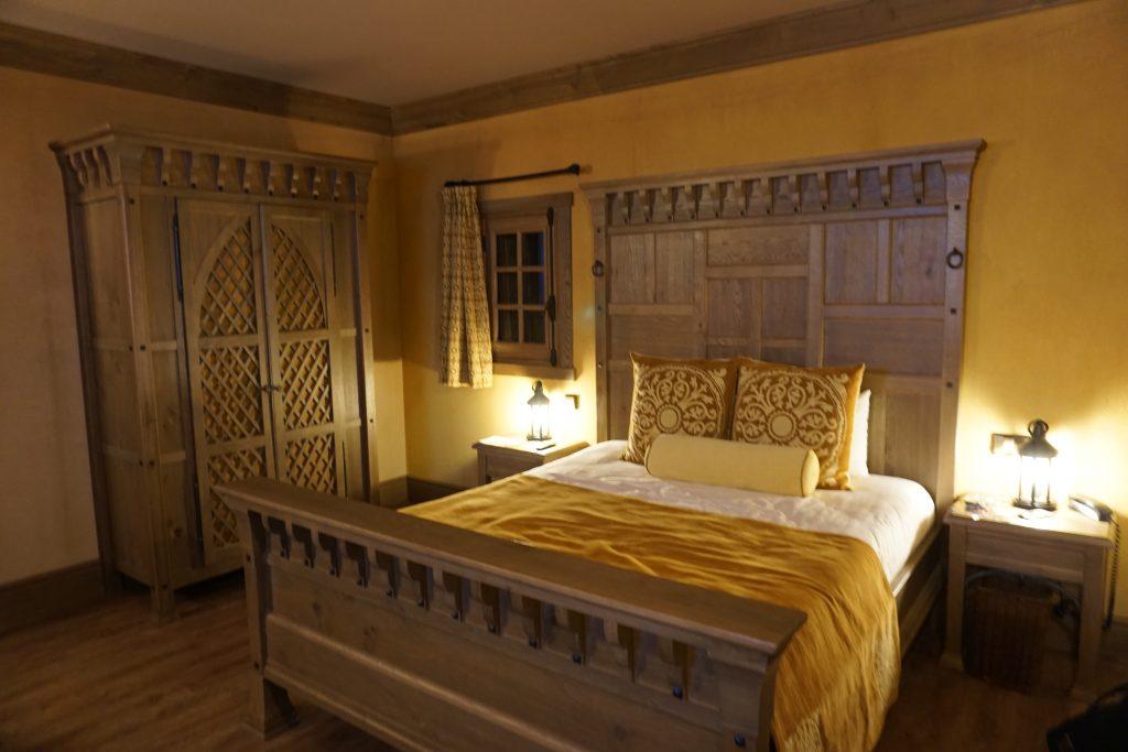 Hotelkamer Puy du Fou La Citadelle