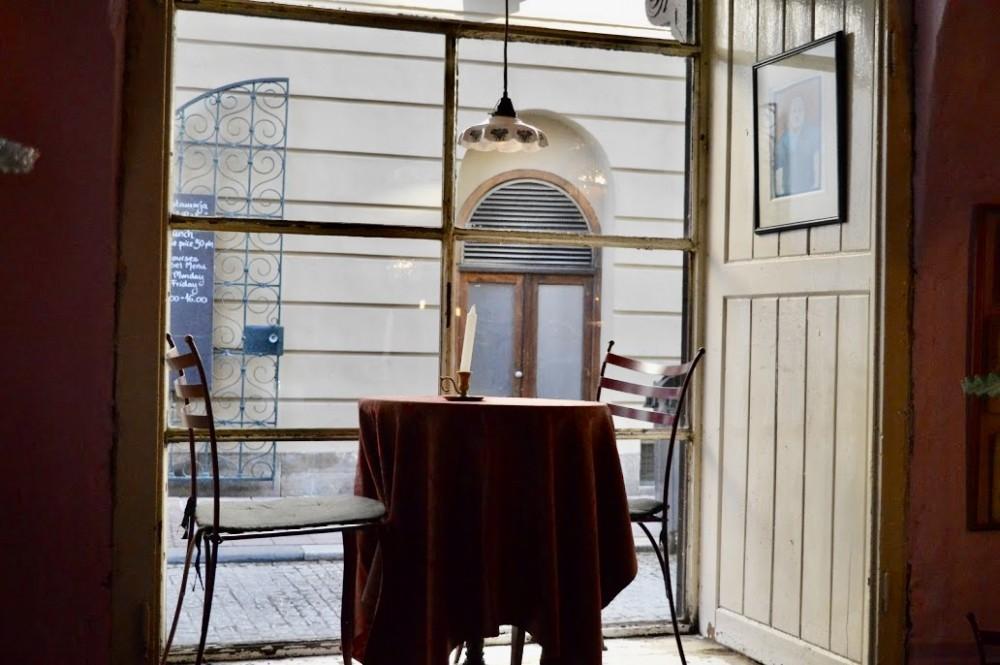 Café Camelot Kraków