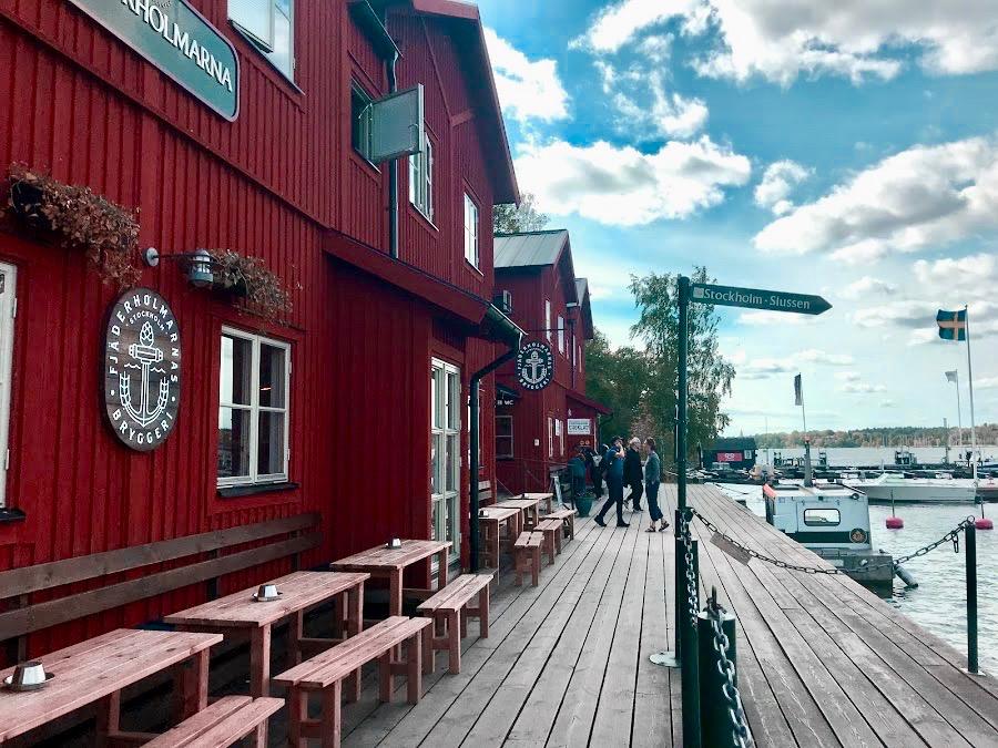 Bezoek het eiland Fjäderholmarna of een van de andere eilanden