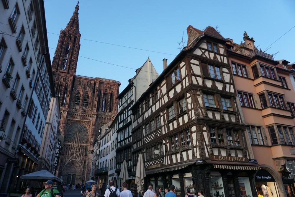 Kathedraal van Straatsburg: 7x doen in de zomer in deze Franse stad