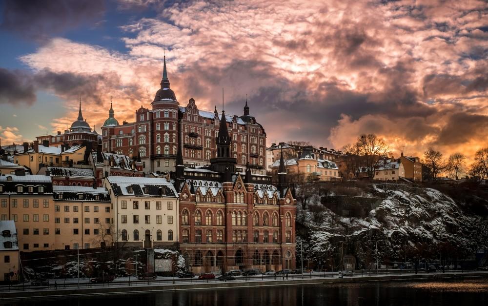 Sodermalm, het hippe gebied in Stockholm
