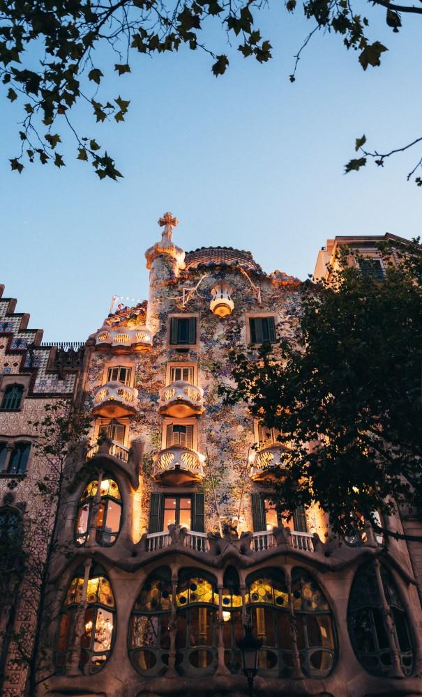 Casa Milà en Casa Batlló - Barcelona: 7 gratis dingen die je niet mag missen