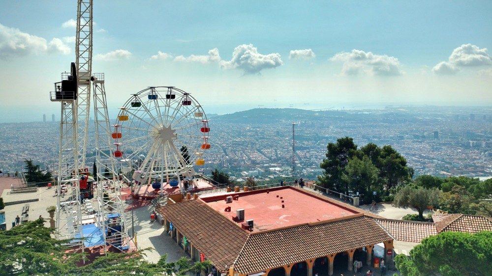 Tibidabo - Barcelona: 7 gratis dingen die je niet mag missen